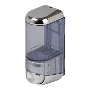 Picture of DOLPHIN CHROME MINI SOAP DISPENSER  - 170ml BC583
