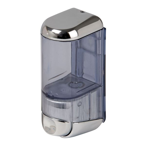Dolphin Chrome Mini Soap Dispenser - 170Ml Bc583 - Wessex