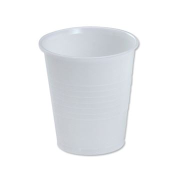 Picture of 66M43 7OZ PLASTIC TALL CUPS VENDING (Case of 2000)