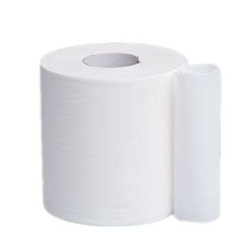 Picture of 1Ply Centrefeed hand Towel - White - (Case of 6)