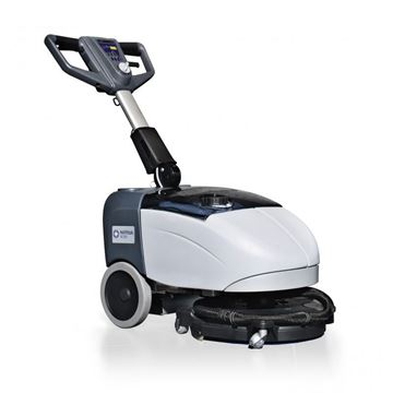 Picture of Nilfisk SC351 Battery Powered Scrubber Dryer With Brushes