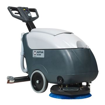 Picture of NILFISK SC400 SCRUBBER DRYER C.W OBC &