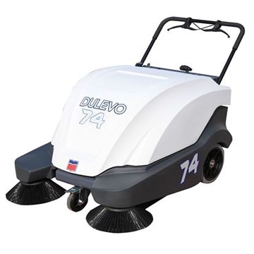 Picture of Dulevo 74-EH Electric Wave Sweeper
