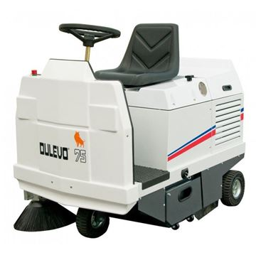 Picture of DULEVO 75EH RIDE ON SWEEPER