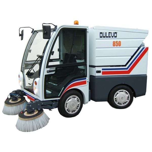 Dulevo 850 Mini Sweeper Wessex Cleaning Equipment Wessex