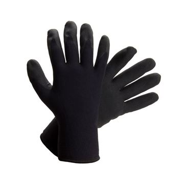 Picture of ARCO LYCRA GLOVES BLACK
