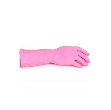 Picture of RUBBER GLOVES - RED