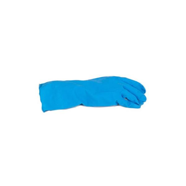 Picture of RUBBER GLOVES - BLUE