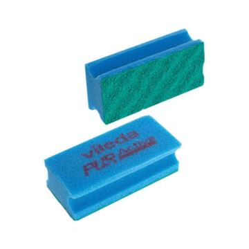Picture of VILEDA PURACTIVE FOAM SCOURER (Pack of 10)