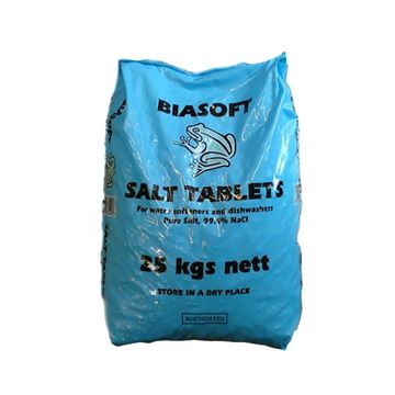Picture of DISHWASHER SALT TABLETS - 25KG