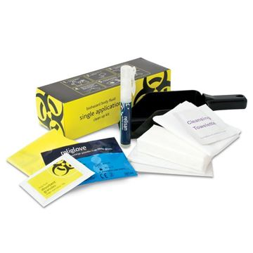 Picture of Body Fluid Spill And Clean Up Kit