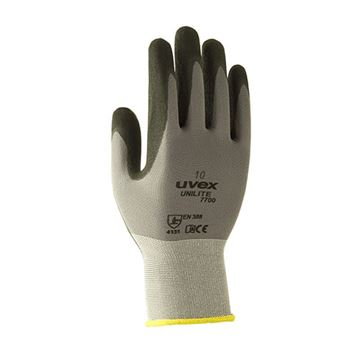 Picture of UVEX NITRILE FOAM GLOVES - LARGE