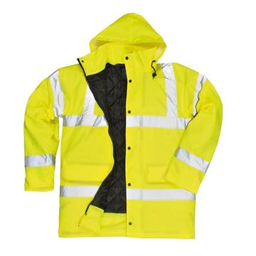 Picture of HI VIS TRAFFIC JACKET - EXTRA LARGE