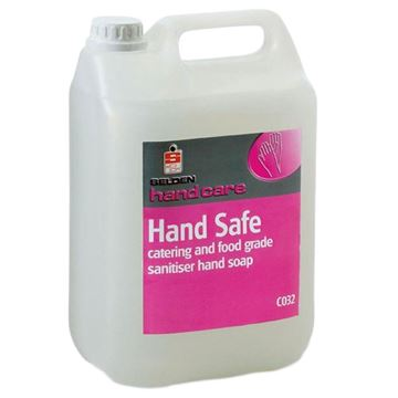 Picture of SANITISER HAND SOAP - 5 Litre C032