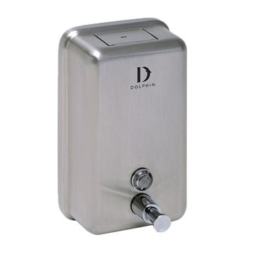 Picture of DOLPHIN STAINLESS STEEL SOAP DISPENSER - 1200ml BC923