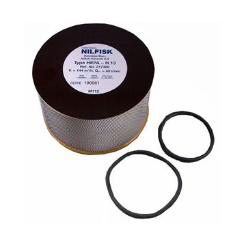 Picture of NILFISK HEPA FILTER - 21738000