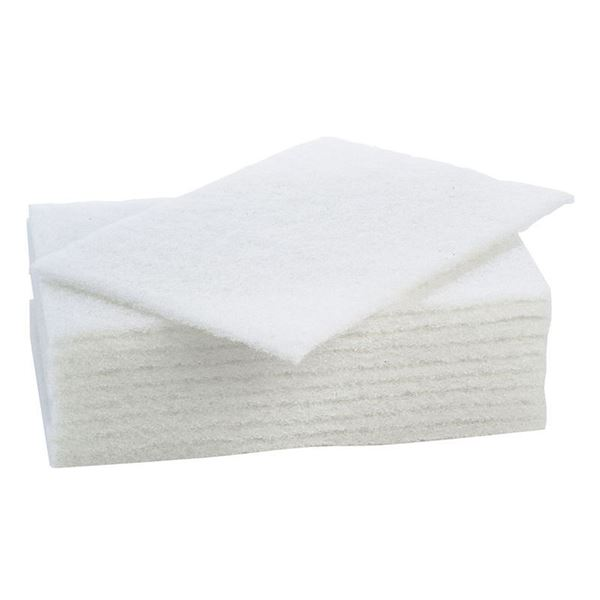 Picture of WHITE SCOURER PADS (Pack of 10)