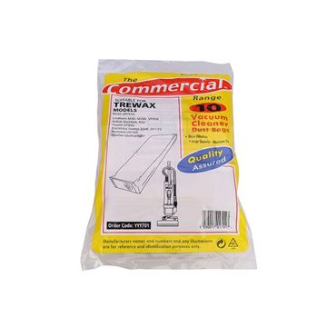 Picture of LINDHAUS M38E, CLEANFIX S350, VAC BAG (Pack of 10)