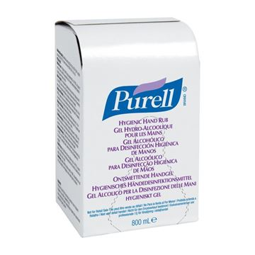 Picture of GOJO PURELL ADVANCED HYGIENIC - 800ml (Case of 12) - 9657