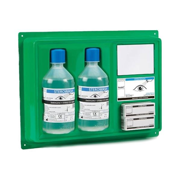 Picture of EYE WASH STATION (2 Bottles)
