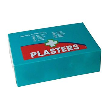 Picture of FIRST AID PLASTER REFILL WASHPROOF (Pack of 100)