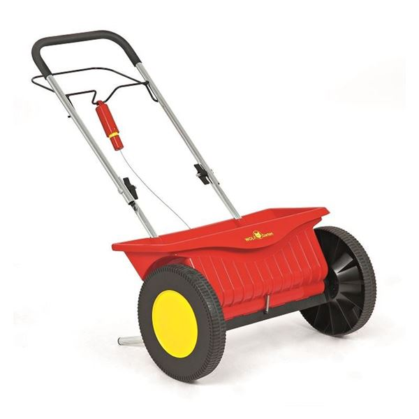 Picture of WOLF GARTEN 20kg DROP SPREADER