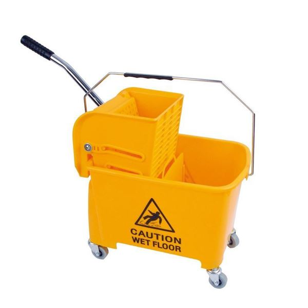 Picture of MICRO SPEEDY BUCKET & WRINGER 20 Litre