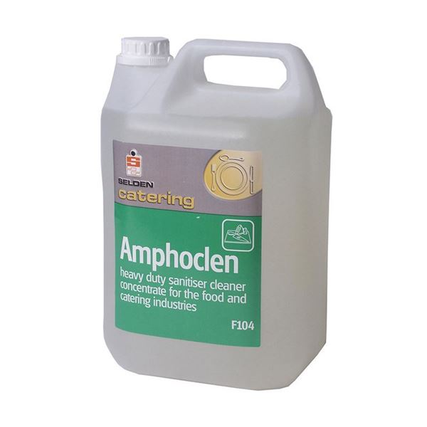 Selden Amphoclean 5 Litre F104 Wessex Cleaning