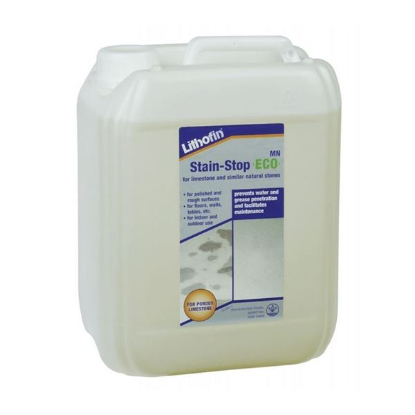 Lithofin Mn Stain Stop Eco 5 Litre Wessex Cleaning