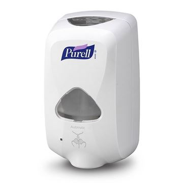 Picture of GOJO PURELL TFX DISPENSER WHITE - 2729