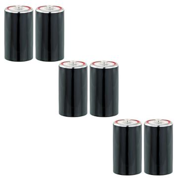 Picture of BATTERIES - LR20 D (Pack of 6)