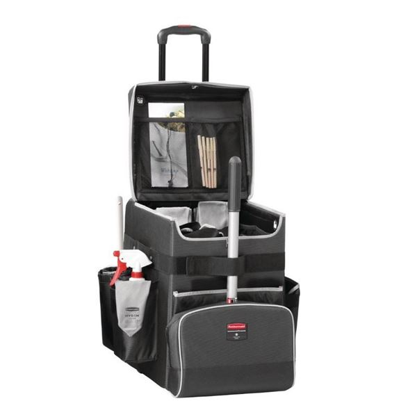 Picture of RUBBERMAID QUICK CART MEDIUM