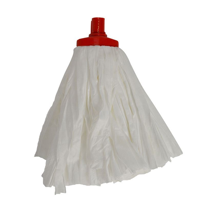 Sysorb Red Disposable Mini Mop Head Wessex Cleaning