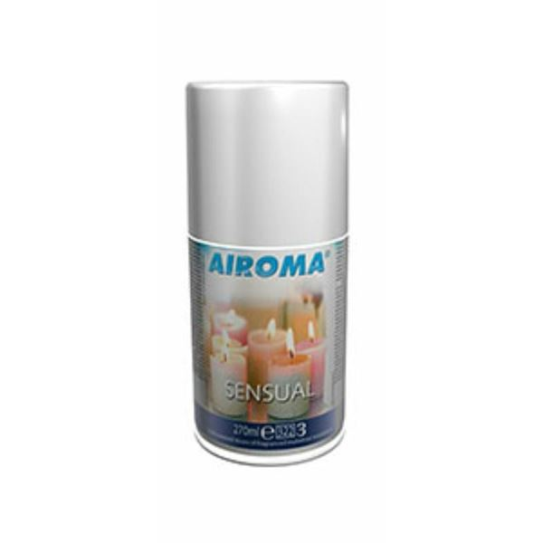 Picture of AIROMA AIR FRESHENER SENSUAL REFILL - 270ml (Case of 12)