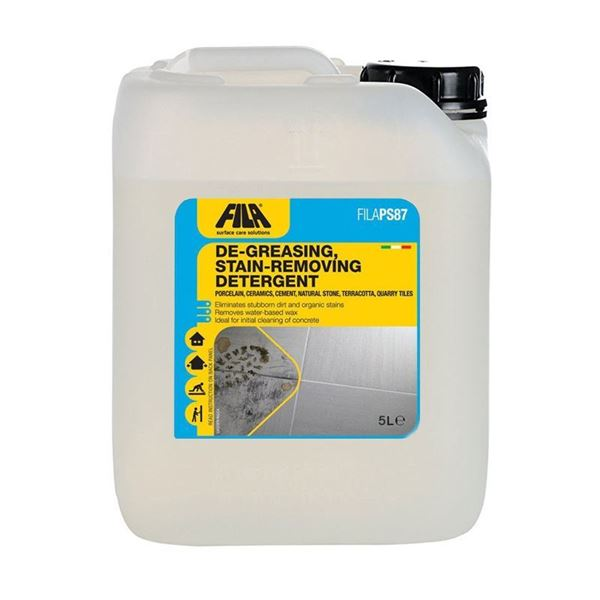 Picture of FILA PS/87 DEGREASING STAIN REMOVER - 5 Litre