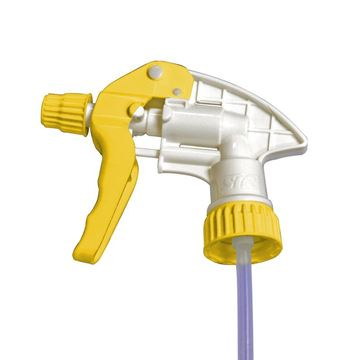 Picture of TRIGGER SPRAY HEAD ONLY (YELLOW)