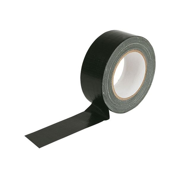 Picture of MESH BLACK CLOTH TAPE 27  48MM X 50MTR