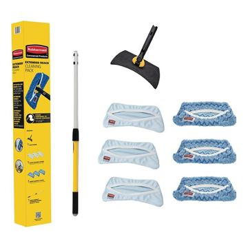 Picture of RUBBERMAID EXTENDED REACH CLEANING KIT