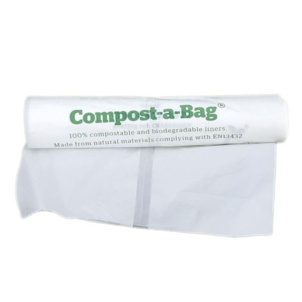 Picture of CADDY LINERS SMALL - 3 ROLLS (26 bags per roll)