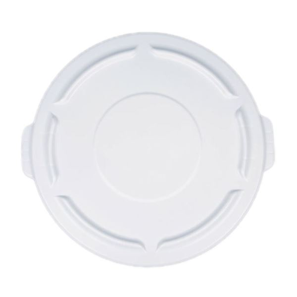 Picture of RUBBERMAID BRUTE SNAP ON LID - WHITE