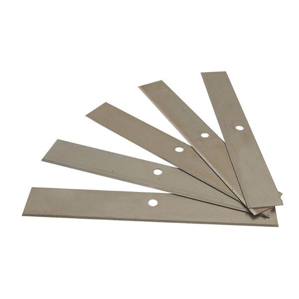 Picture of LONG HANDLED SCRAPER BLADES (Pack of 5)