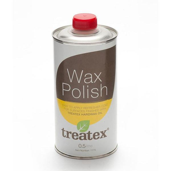 Picture of TREATEX WAX POLISH - 500ml