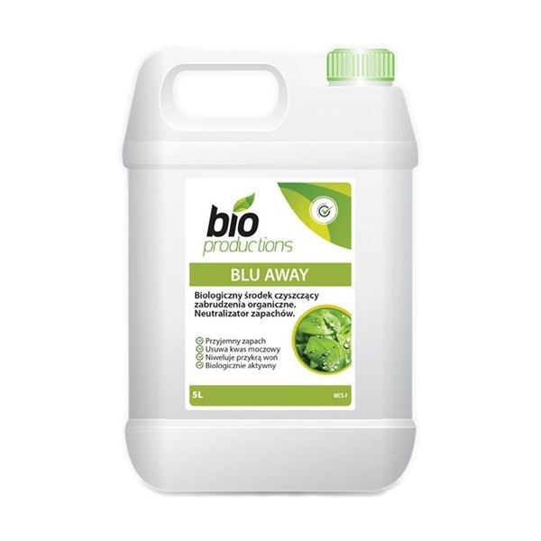Picture of BIO PRODUCTIONS BLU AWAY - 5 Litre