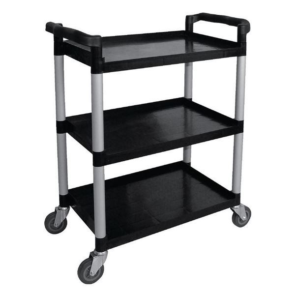 Picture of VOGUE POLYPROPYLENE MOBILE TROLLEY SMALL