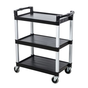 Picture of MOBILE SERVICE CART (3 shelf)