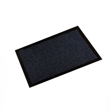 Picture of FRONTGUARD BARRIER MAT BLUE/BLACK -  2' x 3' / 60cm x 90cm
