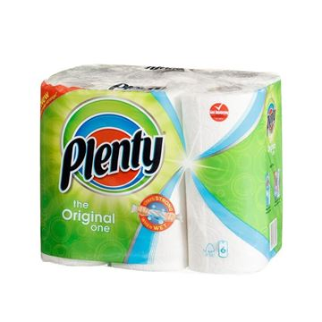 Picture of PLENTY KITCHEN ROLL (Case of 6)