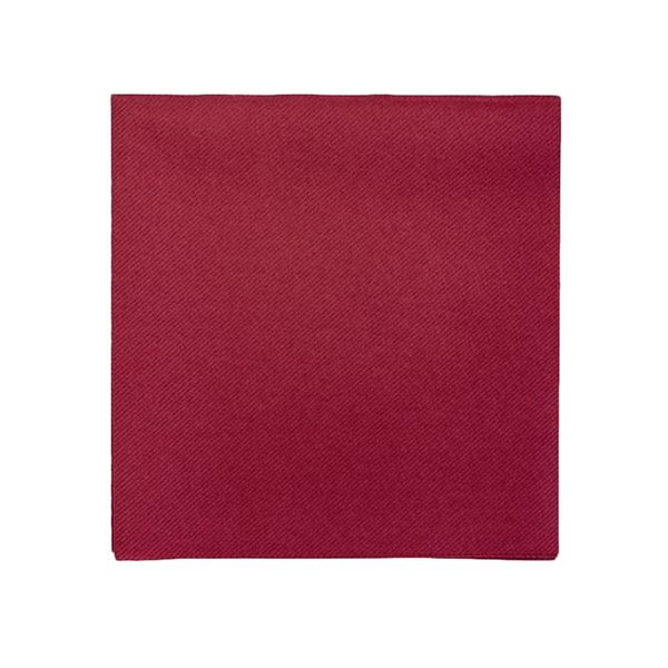 Picture of BORDEAUX 2PLY NAPKINS 40X40CM (Case 0f 2000)