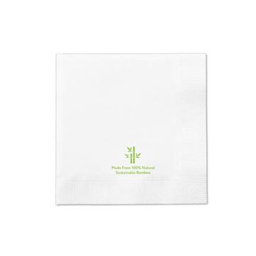 Picture of CHEEKY PANDA COCKTAIL NAPKIN 2PLY (Case of 10,000)