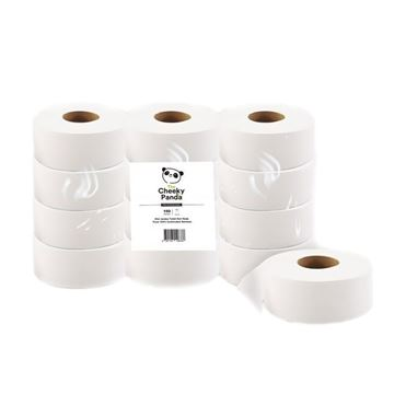 "Picture of CHEEKY PANDA MINI JUMBO 2PLY 3"" (Case of 12)"